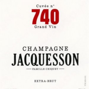 JACQUESSON EXTRA-BRUT 740