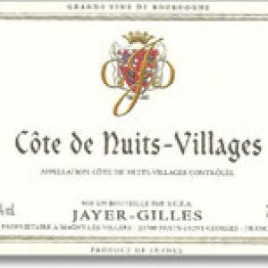 JAYER-GILLES COTE DE NUITS-VILLAGES (2)