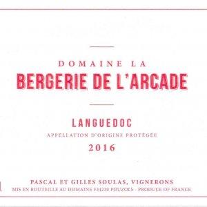 BERGERIE DE L'ARCADE